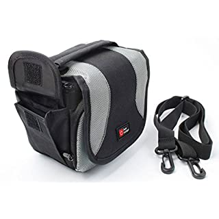 DURAGADGET Portable Carry Case With Padded Interior And Shoulder Strap for the AccuBuddy Buddy X 12x26