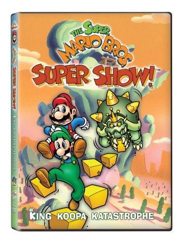Super Mario Bros: King Koopa Katastrophe by Super Mario Brothers