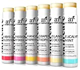 Art Naturals Lip balm balsamo per labbra set - (6 x 0,5 oz/4,25 g)