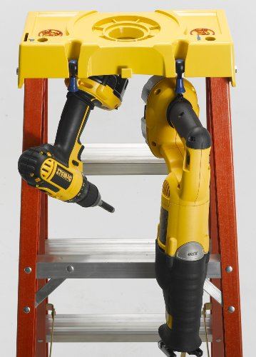 Escalera de tijera en fibra de vidrio tipo IA, servicio industrial, 136 kilogramos, de Werner.