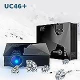 Best Led Projectors - UNIC UC46+ Mini Full hd LED WiFi Projector Review