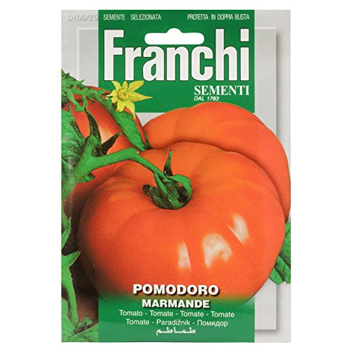 Seeds of Italy Ltd Franchi Tomate Marmande