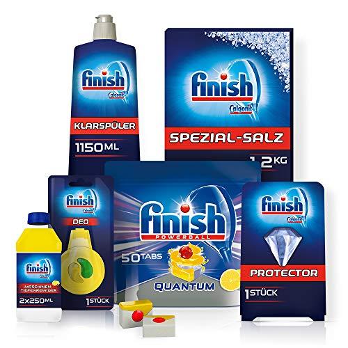 Finish Starter Set Cirtus für die Spülmaschine mit 6 Artikeln
