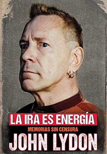 Ira es energia,La (Malpaso Cultura Popular)