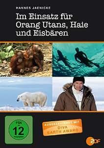 Hannes Jaenicke: Im Einsatz für Orang Utans, Haie und Eisbären