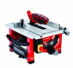 Einhell Tischkreissäge RT-TS 920 (900 W, Sägeblatt Ø 205 mm, Schnitthöhe 45 mm, Tischgröߟe 525 x 400 mm)