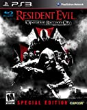 Capcom Resident Evil: Operation Raccoon City, PS3, ESP