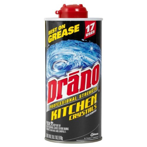 drano-professional-strength-kitchen-crystals-clog-remover-case-pack-six-18-ounce-cans-108-ounces-by-