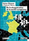 De la Reorganisation de la Societe Europeenne - Senfina - 01/06/2013
