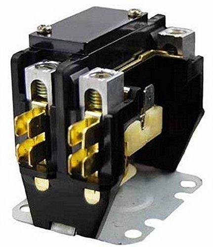Pole 40 Amp (Packard c140a 1Pole leistungsschütze Coil leistungsschütze, 40Amp, 24V)