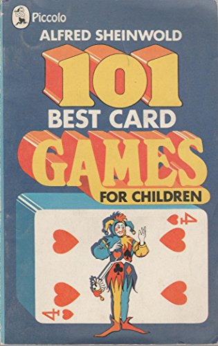 101 best card games for children