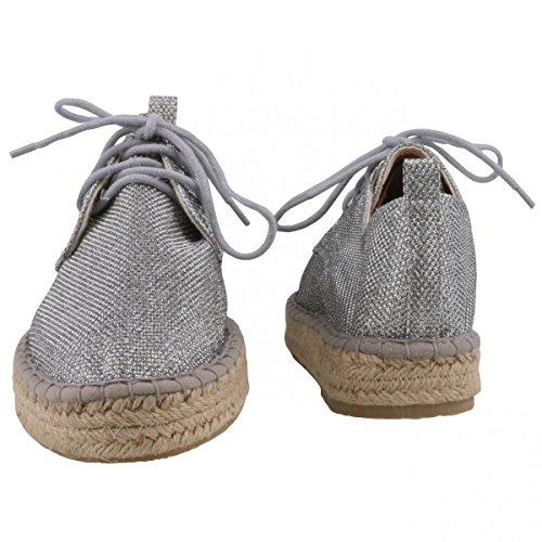 Tamaris 23610, Sneakers Basses Femme grau