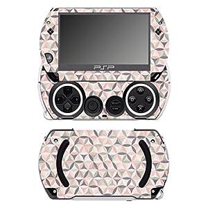 Disagu SF-14232_1226 Design Schutzfolie für Sony PSP Go Motiv Buntes Muster 03″ klar