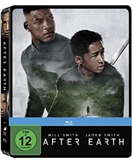 After Earth (Steelbook) [Blu-ray]