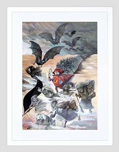 painting-ursula-benser-boser-kleiner-konig-1958-framed-art-print-f97x12186