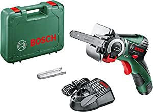 Bosch Cordless Saw EasyCut 12 (NanoBlade technology, battery, charger, saw blade, case, 12 V system, 2.5 Ah)