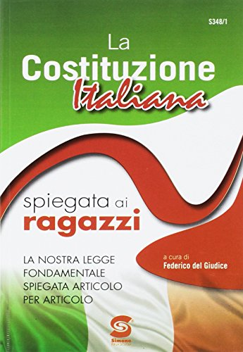 Zoom IMG-2 costituzione italiana spiegata ai ragazzi