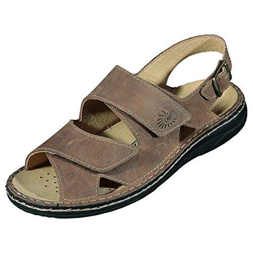 Helix 660177 sandales homme Marron - Neutre