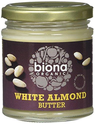 Biona Beurre d'Amande Blanche Bio 170 g - Lot de 2