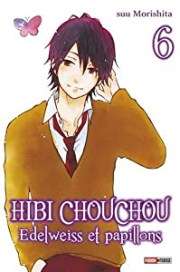 Hibi Chouchou - Edelweiss & Papillons Edition simple Tome 6