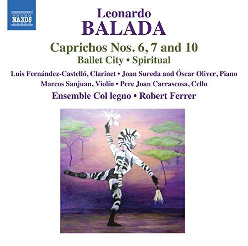 Caprices n°6, 7 et 10 - Ballet City - Spiritual