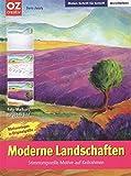 Moderne Landschaften: Stimmungsvolle Motive auf Keilrahmen - Doris Jausly