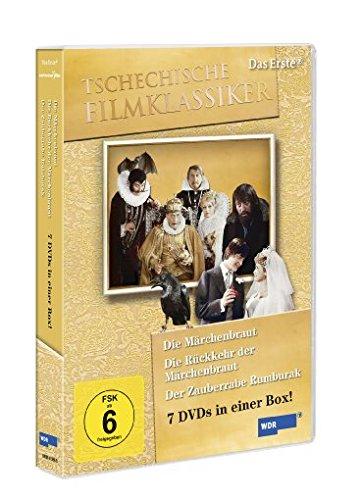 Die Märchenbraut - Komplettbox [7 DVDs]