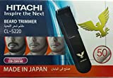 HITACHI CL-5220 RECHARGEABLE BEARD TRIMM...