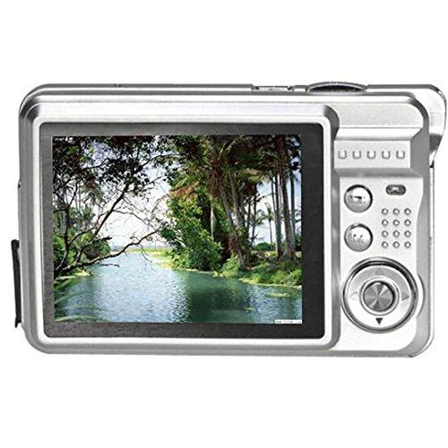 Tonsee 18 Mega Pixels CMOS 2.7 inch TFT LCD Screen HD 720P Digitalkamera,Silber -