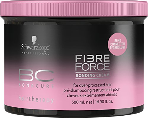 Schwarzkopf Bonacure Fibre Force Bonding Cream, 1er Pack, (1x 500 ml)