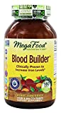 MegaFood Blood Builder, Promotes Healthy Blood Cell Production & Circulation, 180 Tablets by MegaFood