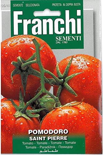CROSO Keim Seeds Nicht NUR Pflanzen: i Samen Tomaten Tomaten Saint Pierre