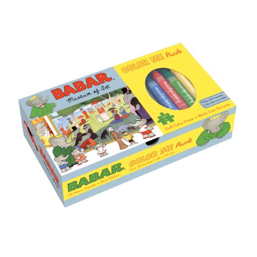 Babar Color Me...