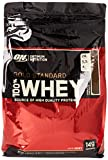 Optimum Nutrition Gold Standard 100% Whey Protein Powder – 4.54 kg, Double Rich Chocolate