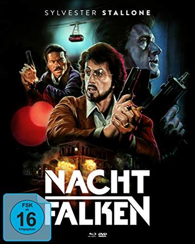 Nachtfalken (Mediabook, 1 Blu-ray + 2 DVDs)