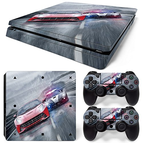 Faceplates, Decals & Stickers Generous Sony Ps4 Playstation 4 Skin Design Aufkleber Schutzfolie Set Video Games & Consoles Ps Buttons 2 At All Costs