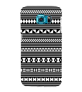 Speed pattern Design 3D Hard Polycarbonate Designer Back Case Cover for Samsung Galaxy S6 :: Samsung Galaxy S6 G920
