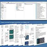 Elegoo Mega 2560StarterSet für Arduino Mega2560R3, inkl. Bedienungsanleitung in französischer Sprache