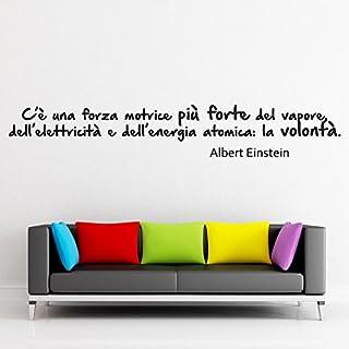 Adesiviamo 1020-L A. Einstein Italian Vinyl Wall Stickers