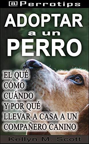 @Perrotips: Adoptar un perro: El qué, cómo, cuándo y por qué llevar a casa a un compañero canino (@Perrotips Temas únicos nº 2)