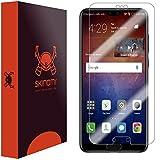 Skinomi TechSkin - Protector de Pantalla para Huawei P20 Pro. Película Protectora Flexible e Invisible para Huawei P20 Pro