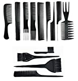 Best For Men Hair Dyes - Ekan Combo Of 9 Pcs Hair Comb And Review