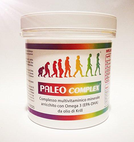 Complesso Multivitaminico Minerale Arricchito con Acidi Grassi Omega 3 (EPA-DHA), Vitamina D,Vitamina K2, NAC, Acido Alfa Lipoico.