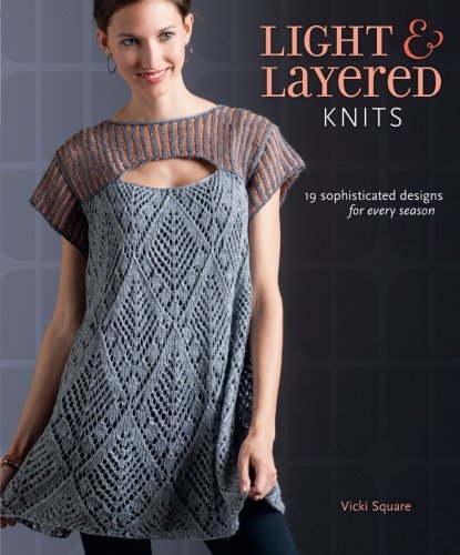 Chicago Tunika (Light and Layered Knits: 19 Sophisticated Designs For Every Season)