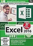 Excel 2016 Kompaktkurs
