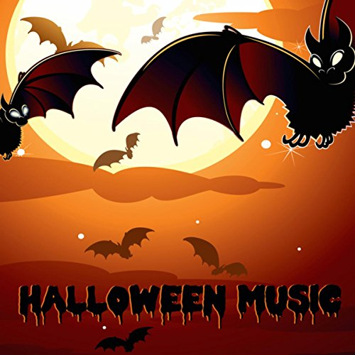 Halloween Music - Scary Monsters & Ghosts Halloween Party Music with Spooky Halloween Sounds