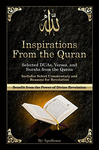 Libro PDF Gratis Inspirations from the Quran - Selected DUAs