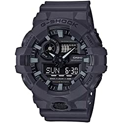 Casio G-Shock Analog-Digital Black Dial Men's Watch - GA-700UC-8ADR (G768)