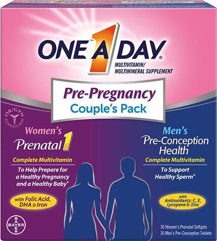 One-A-Day Men's Health Formula Multivitamin -300 Tablets