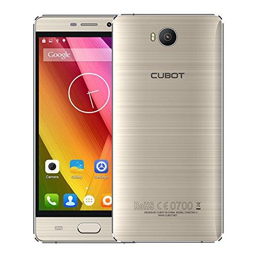 CUBOT Cheetah 2 Smartphone 4G FDD-LTE 5.5
